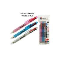 Set 3 bút bi 4 màu