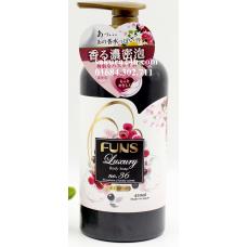 Sữa tắm sáng da hương hoa quả FUNS