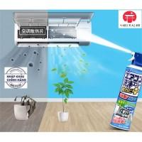 Chai xịt vệ sinh điều hòa cao cấp Nhật Bản