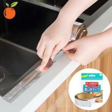 Băng dính nhôm dán kẽ hở ở bếp, bồn rửa bát, bề mặt kim loại KOKUBO